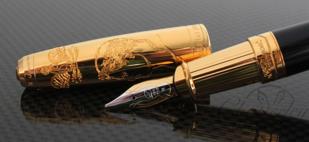 ST Dupont Napoleon Limited Edition Fountain Pen