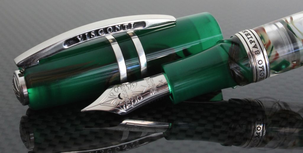 Visconti Homo Sapiens Florentine Hills Demonstrator Fountain Pen