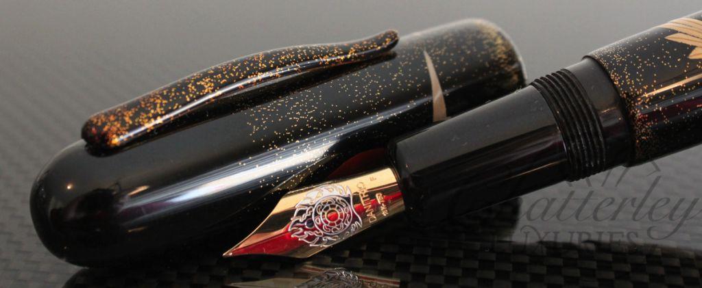 Danitrio Cranes Fountain Pen6