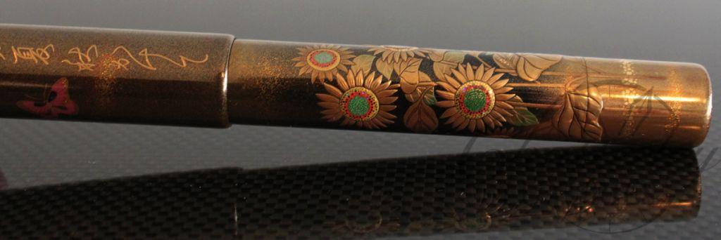 Danitrio Sunflowers and Butterflies Genkai7