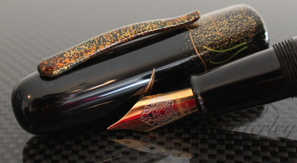 Danitrio White Heron Fountain Pen5