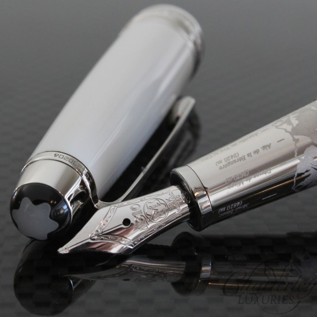 Meisterstuck Tribute To The Mont Blanc Classique Fountain Pen