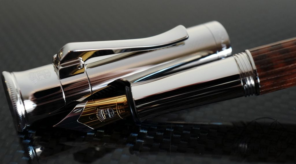 Graf Von Faber-Castell Classic Snakewood Limited Edition Fountain Pen
