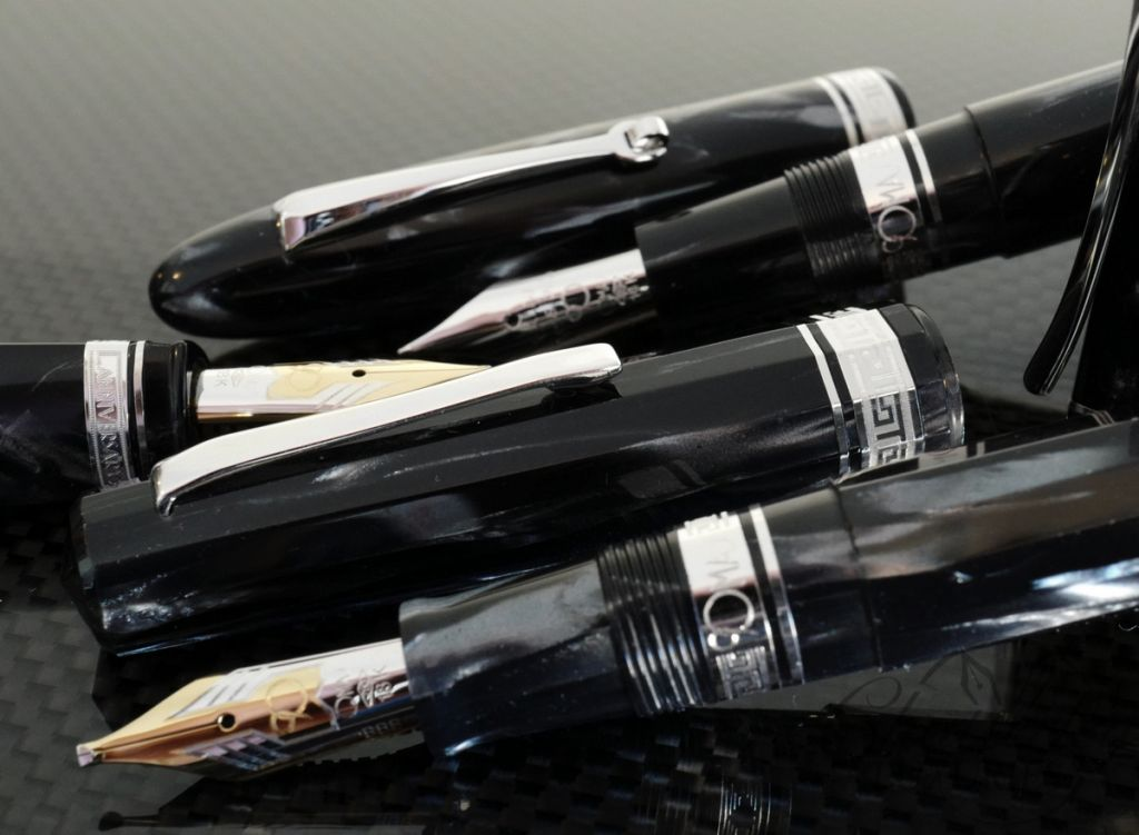 Omas 90th Anniversary Limited Edition Icons Fountain Pen Set