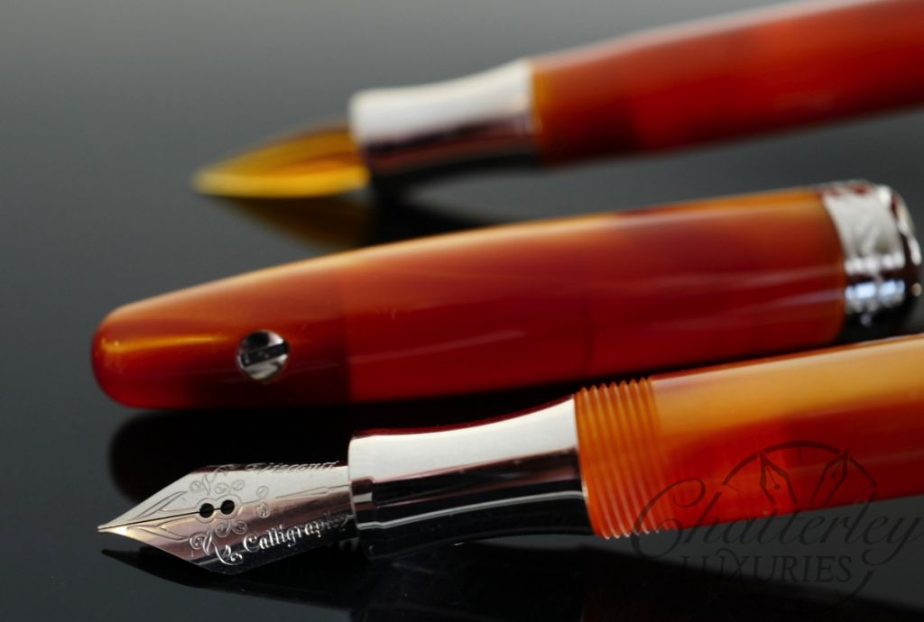 Visconti Art of Writing Set-Orange