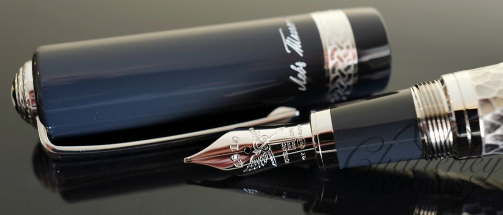 Montblanc Limited Edition Leo Tolstoy Fountain Pen