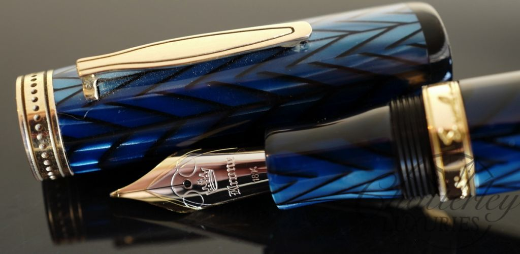 Krone Amelia Earhart Historical Limited Edition Fountain Pen