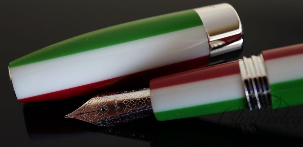 Montegrappa Fortuna Tricolore Fountain Pen