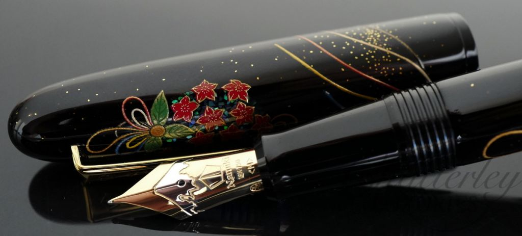 Namiki by Pilot Yukari Kusudama Herb Decor Fountain Pen