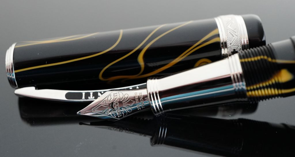 Visconti Magma Manhattan Limited Edition Fountain Pen