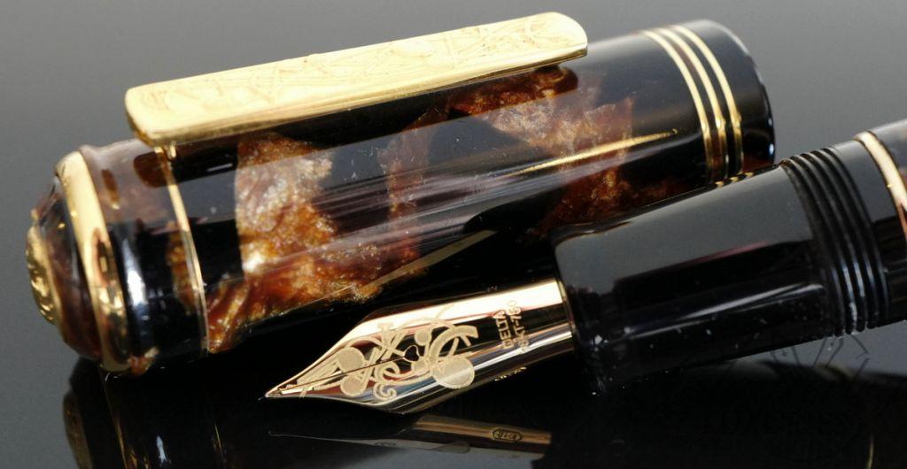 Delta Enrico Caruso Special Limited Edition Fountain Pen