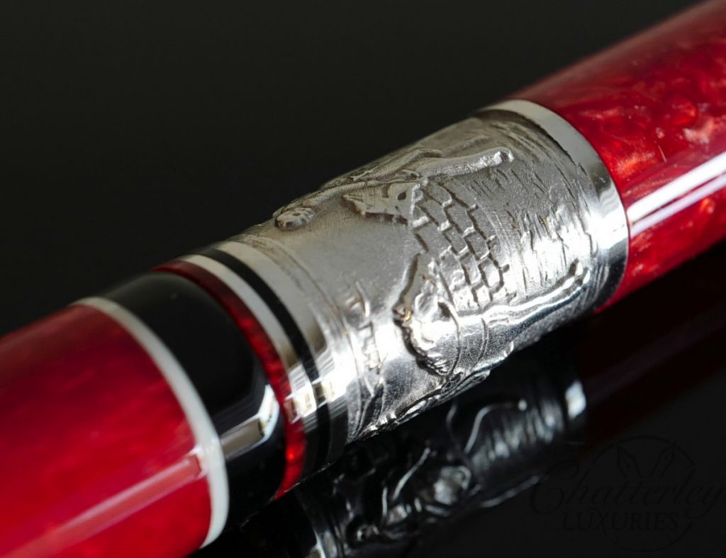 Delta Giuseppe Garibaldi Limited Edition Fountain Pen