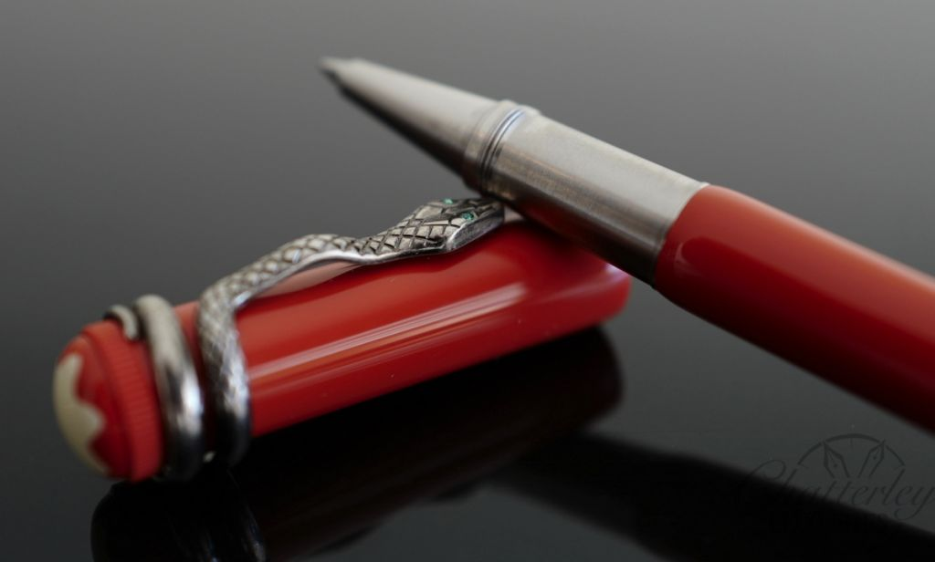 Coral rollerball