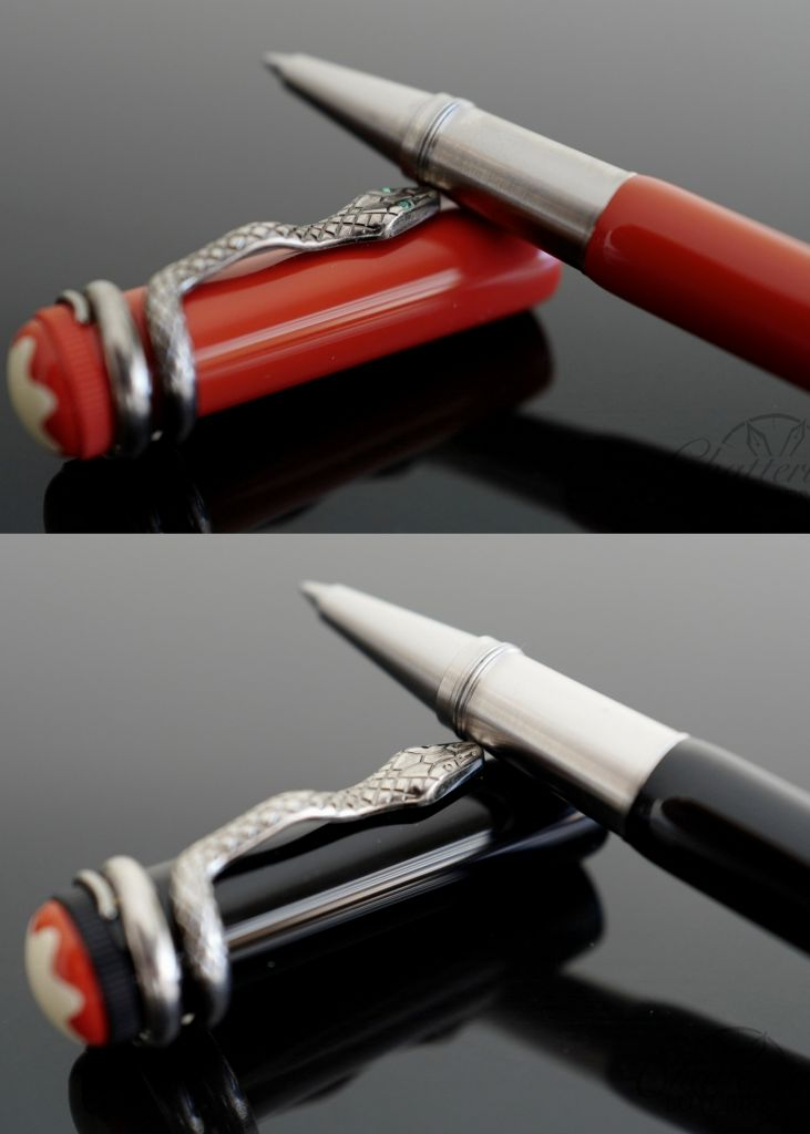Montblanc Heritage Collection Rouge Et Noir Special