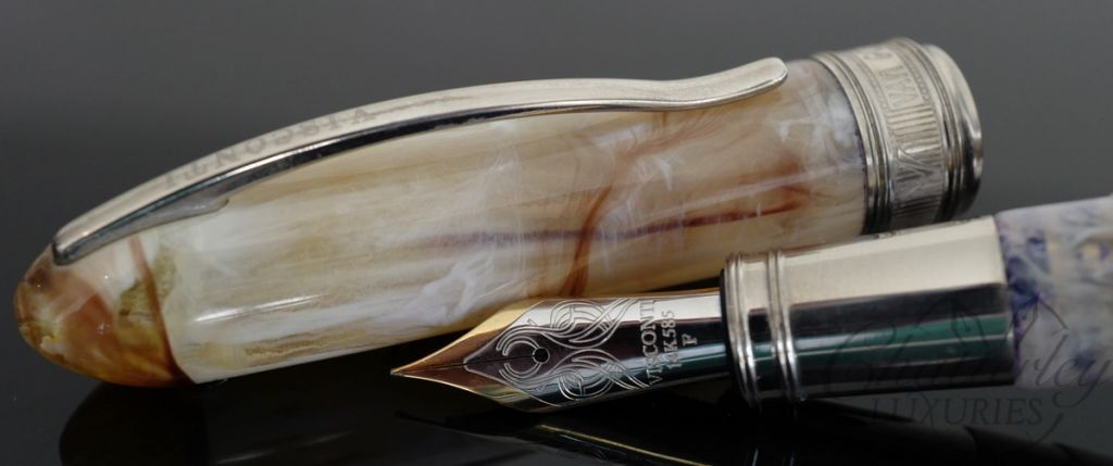 Visconti Van Gogh Maxi Vanilla Fountain Pen