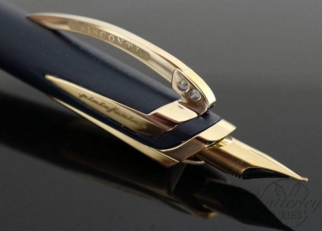 Visconti Fountain Pen Pininfarina CarbonGraphite Icon 85 Limited Edition