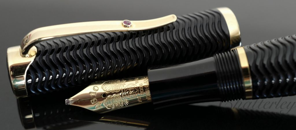 Montblanc Virginia Woolf Writers Edition Fountain Pen
