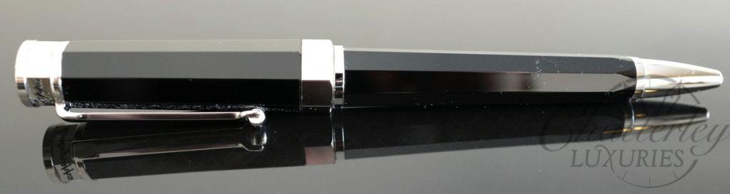 Montegrappa NeroUno Black Ballpoint Pen