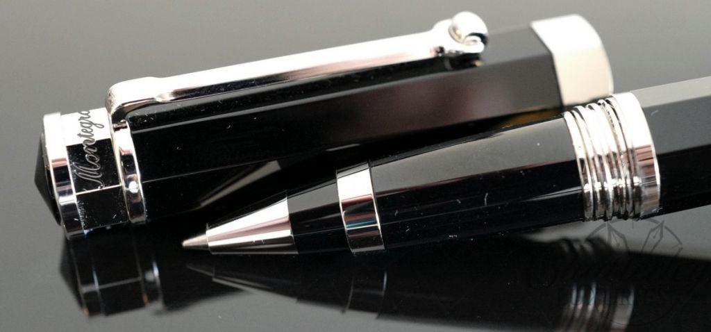 Montegrappa NeroUno Black Rollerball Pen