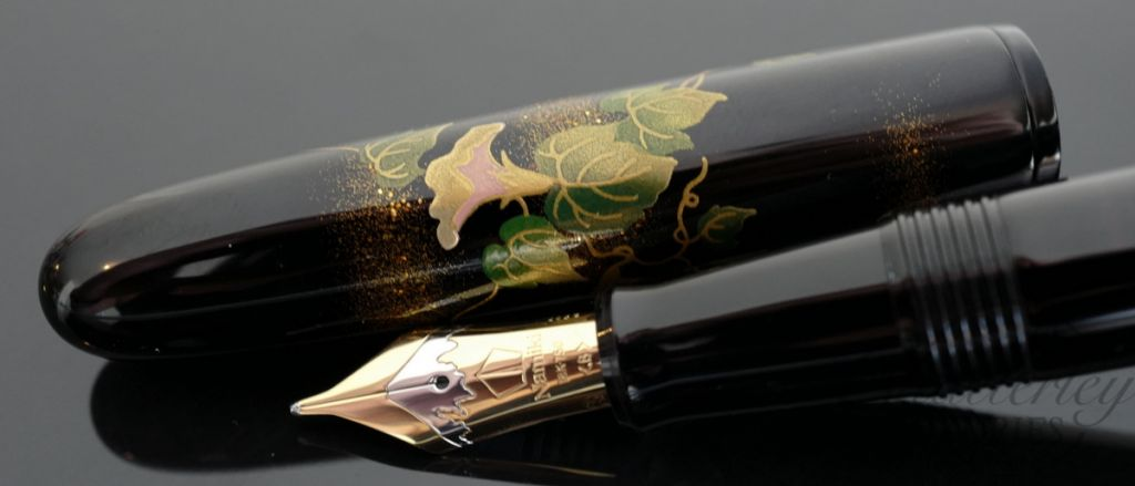 Namiki by Pilot Yukari Morning Glory Fountain Pen