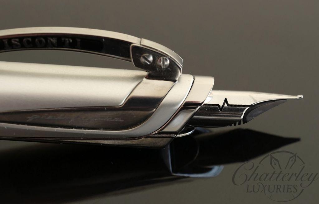 Visconti Fountain Pen Pininfarina Nanotech Limited Edition