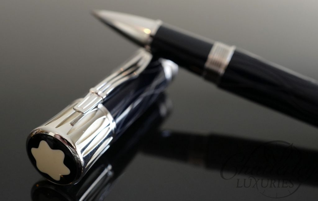 Montblanc Writers Edition Mark Twain Rollerball Pen