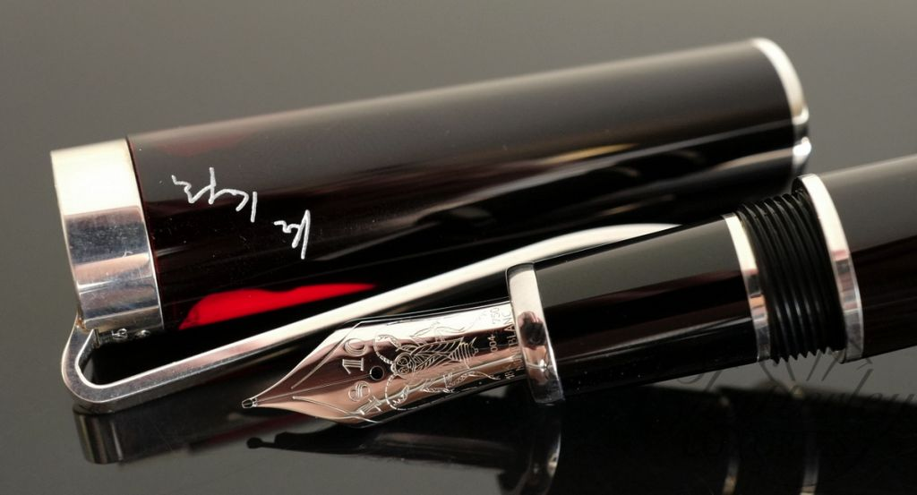 Montblanc Writers Edition Franz Kafka Fountain Pen