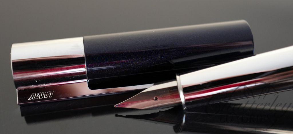 Lamy Scala Black Fountain Pen