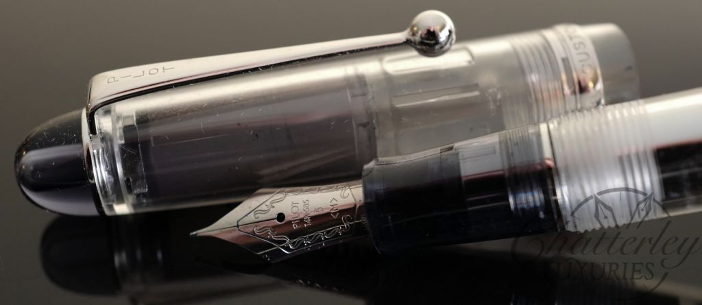 Pilot Custom 74 Demonstrator Fountain Pen