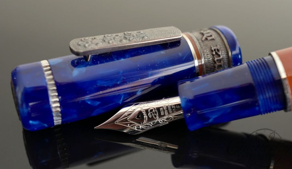 Delta Corona de Aragon Limited Edition Fountain Pen