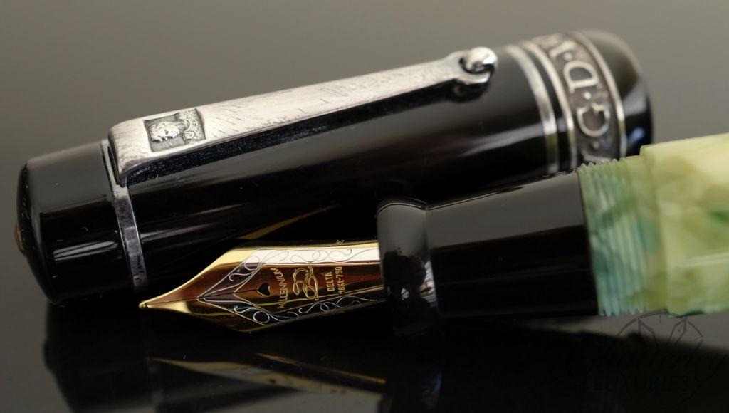 Delta Lugdunum Limited Edition Fountain Pen