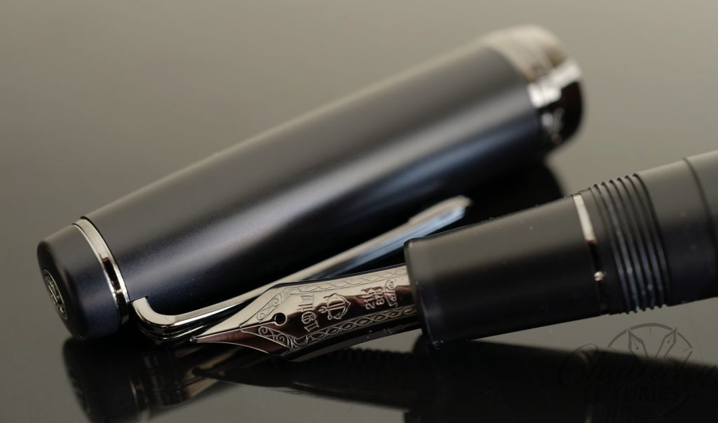 Sailor Professional Gear Ruthenium Fountain Pen