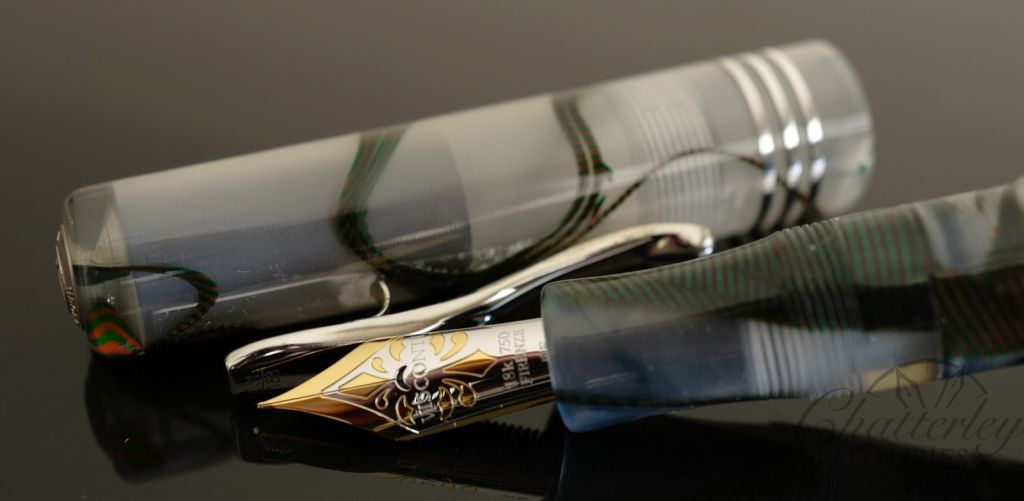 Visconti Voyager Demonstrator Limited Edition Fountain Pen