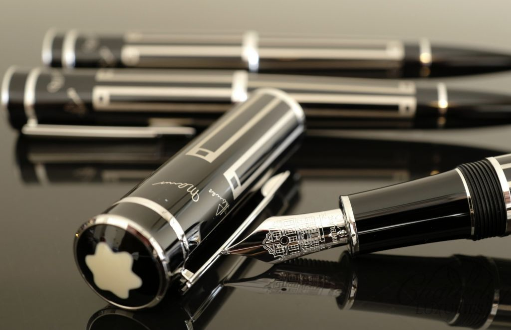 Montblanc Writers Edition Thomas Mann Set