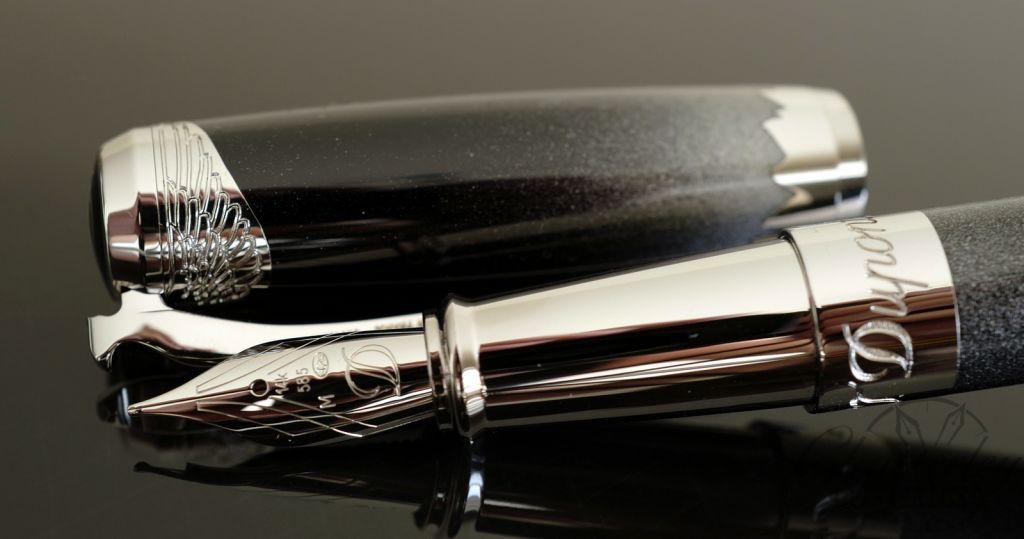 ST Dupont Line D Phoenix Renaissance Limited Edition Premium Fountain Pen