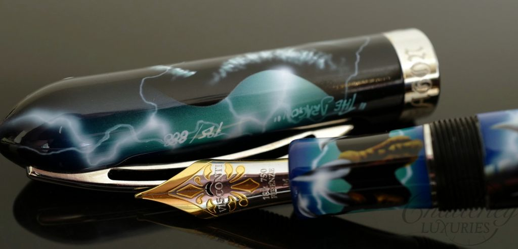 Visconti Mazzi Dragon Limited Edition Fountain Pen