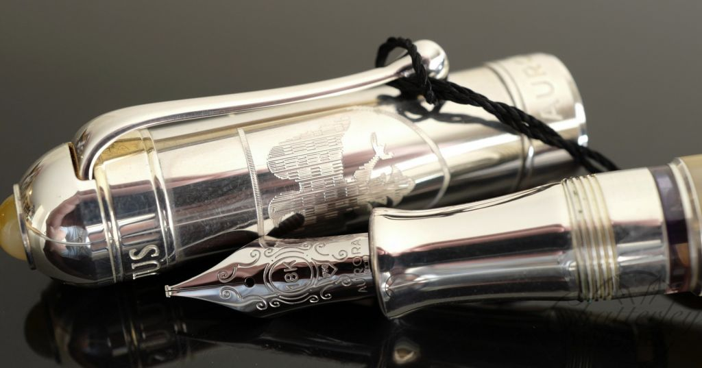 Aurora Papa Beato Limited Edition Fountain Pen