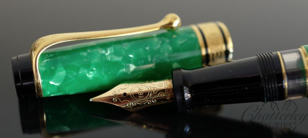 Aurora Limited Edition Optima Primavera Fountain Pen