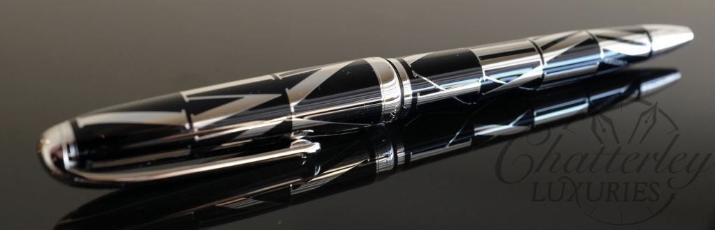 Cartier Roman Numerals Decor Ball Pen
