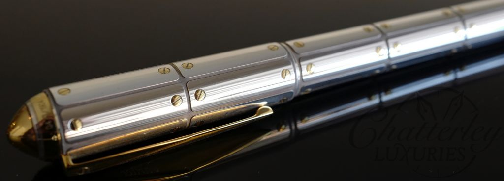 Cartier Exceptional Pen Santos de Cartier Ballpoint Limited Edition