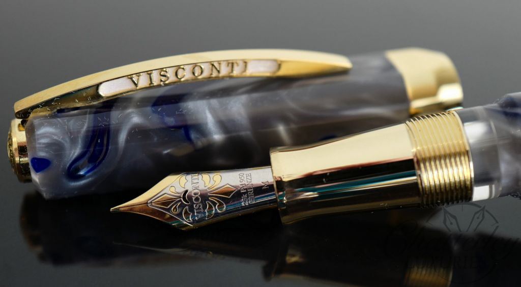Visconti-Chatterley Opera Master Limited Edition Fountain Pen River Thames at Sunrise