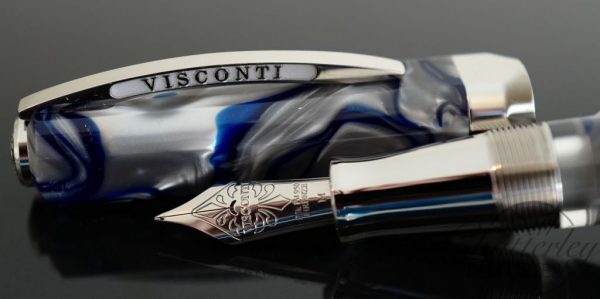 Visconti-Chatterley Opera Master Limited Edition Fountain Pen River Thames at Midday
