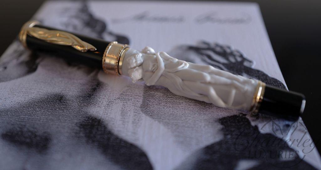 Montegrappa Antonio Canova Limited Edition Fountain Pen