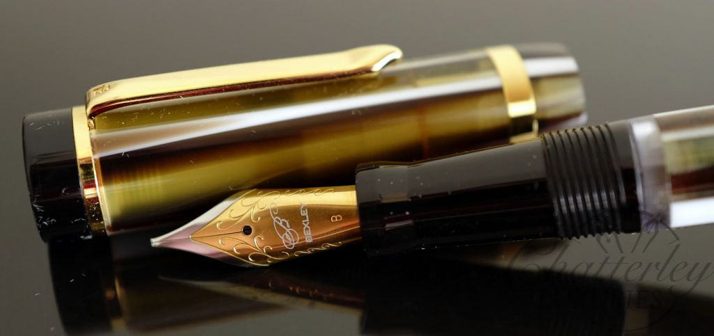 Bexley Corona Lemon Meringue Fountain Pen