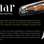Conway Stewart Jaguar Fountain Pen