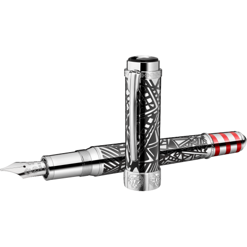 Montblanc Patron of the Arts 4810 Limited Edition Peggy Guggenheim Fountain Pen