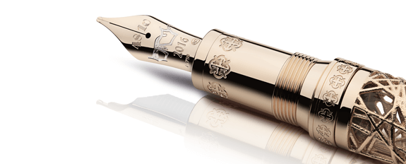 Montblanc Patron of the Arts Limited Edition 81 Peggy Guggenheim Fountain Pen
