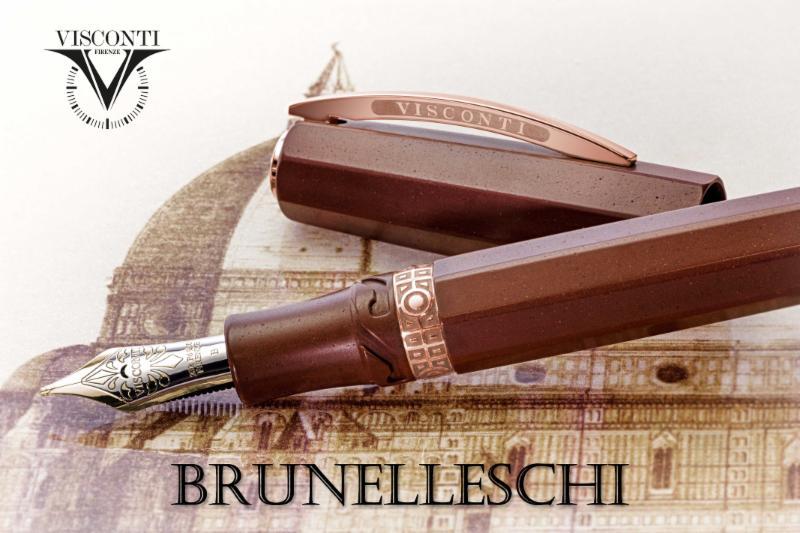 Visconti Visconti Brunelleschi Limited Edition Fountain Pen