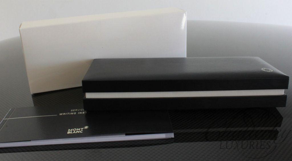 Montblanc Box with Warranty