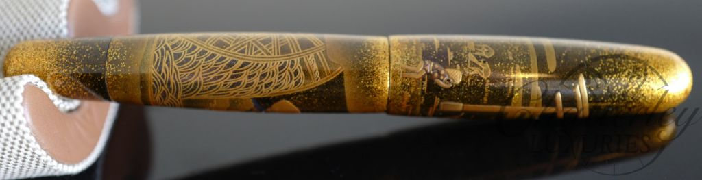 Visconti Istos Aracnis Solid Rose Gold Limited Edition Fountain Pen